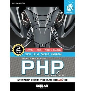 Kodlab Sıfırdan İleri Seviyeye PHP Web Programlama