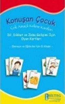 Konuşan Çocuk Çok Amaçlı Kelime Kartları Set 3