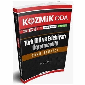 Kozmik Oda 2021 KPSS ÖABT Türk Dili ve Edebiyatı Öğretmenliği Tamamı PDF Çözümlü Soru Bankası