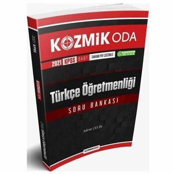 Kozmik Oda 2021 KPSS ÖABT Türkçe Öğretmenliği Tamamı PDF Çözümlü Soru Bankası