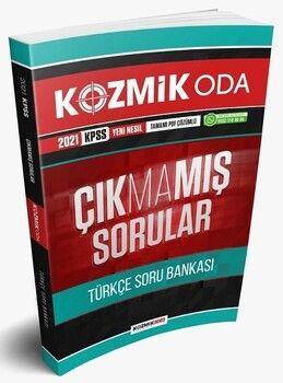 Kozmik Oda 2021 KPSS Genel Kültür Çıkmamış Türkçe Soru Bankası