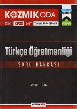 Kozmik Oda ÖABT Türkçe Öğretmenliği Tamamı PDF Çözümlü Soru Bankası