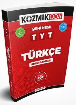 Kozmik Oda Yayıncılık TYT Türkçe Soru Bankası