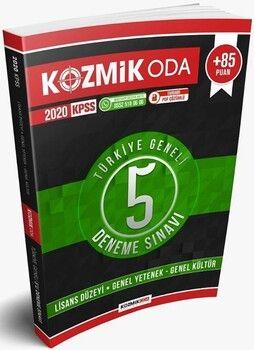 Kozmik Oda Yayıncılık 2020 KPSS GYGK Türkiye Geneli 5 li Lisans Tamamı PDF Çözümlü Deneme Seti