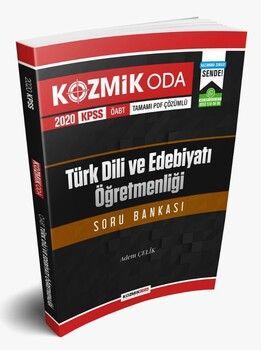 Kozmik Oda Yayıncılık 2020 KPSS ÖABT Türk Dili ve Edebiyatı Öğretmenliği PDF Çözümlü Soru Bankası