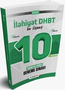 Kozmik Oda Yayıncılık2021 DHBT Ön Lisans Düzeyi Tamamı PDF Çözümlü 10 Deneme Sınavı