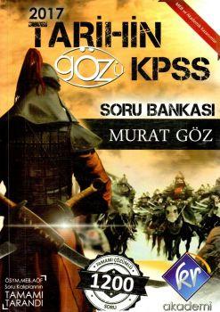 KR Akademi 2017 KPSS Tarihin Gözü Tamamı Çözümlü Soru Bankası
