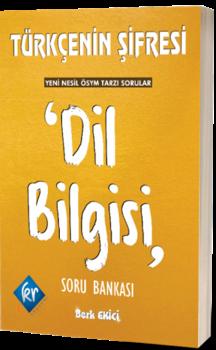 KR Akademi 2019 Türkçenin Şifresi Dil Bilgisi Soru Bankası