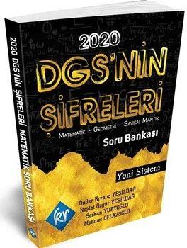 KR Akademi 2020 DGSnin Şifreleri Tamamı Çözümlü Soru Bankası