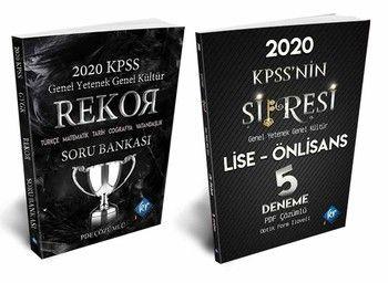 KR Akademi 2020 KPSS Lise Önlisans Memur Oluyorum Tüm Dersler Soru ve Deneme Seti