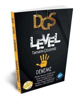 Kr Akademi 2021 DGS Level Çözümlü 5 Deneme