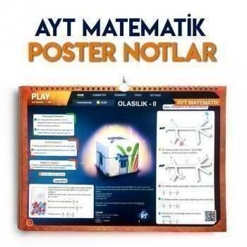 KR Akademi AYT Matematik Poster Notları