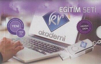 KR Akademi Türkçe ÖABT Eğitim Seti