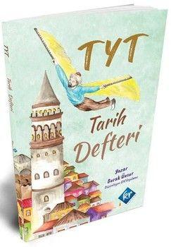 KR Akademi TYT Tarih Defteri