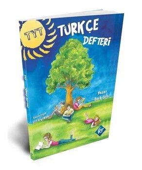 KR Akademi TYT Türkçe Defteri