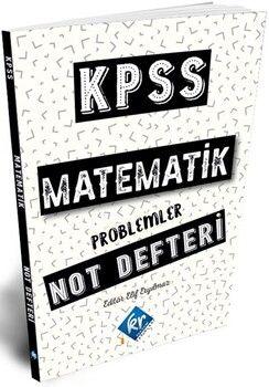 KR Akademi2021 KPSS Matematik Problemler Konu Anlatımı Defteri