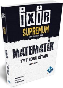 KR AkademiTYT Matematik İxir Supremum Soru Bankası