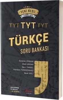 KRN Yayıncılık TYT Türkçe Soru Bankası