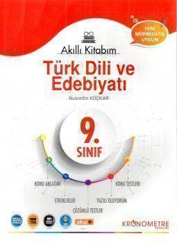 Kronometre Yayınları 9. Sınıf Türk Dili ve Edebiyatı Akıllı Kitabım