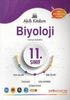 Kronometre Yayınları 11. Sınıf Biyoloji Akıllı Kitabım