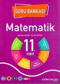 Kronometre Yayınları 11. Sınıf Matematik Soru Bankası
