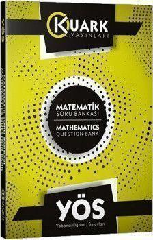 Kuark Yayınları YÖS Matematik Soru Bankası