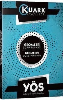 Kuark Yayınları YÖS Geometri Soru Bankası