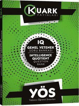 Kuark Yayınları YÖS IQ Genel Yetenek Soru Bankası