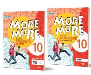 Kurmay ELT 10. Sınıf More More Students Book Ve More More Workbook