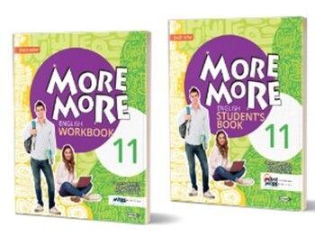 Kurmay ELT 11. Sınıf More More Workbook Ve More More Students Book