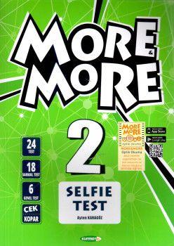 Kurmay ELT 2. Sınıf More More Selfie Test