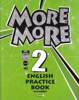 Kurmay ELT 2. Sınıf More More English Pratice Book veWork Book