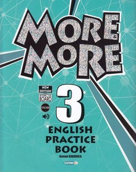 Kurmay ELT 3. Sınıf More More English Practice Book English Work Book