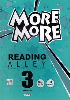 Kurmay ELT 3. Sınıf More More Reading Alley