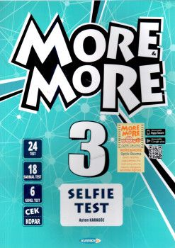 Kurmay ELT 3. Sınıf More More Selfıe Test