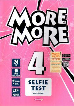 Kurmay ELT 4. Sınıf More More Selfie Test