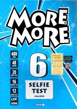 Kurmay ELT 6. Sınıf More More Selfie Test