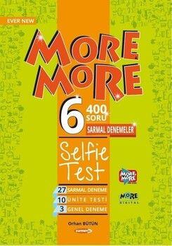 Kurmay ELT 6. Sınıf More and More English Selfie Test
