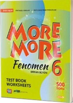 Kurmay ELT 6. Sınıf New More & More Test Book Worksheets