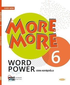 Kurmay ELT 6. Sınıf More And More Word Power