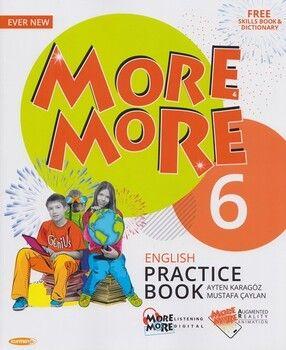 Kurmay ELT 6. sınıf More More Engilish Practice Book