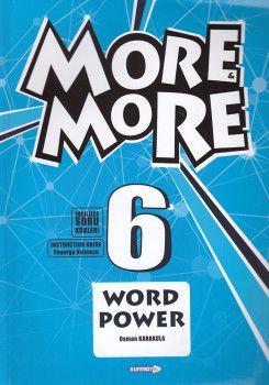 Kurmay ELT 6. Sınıf More More English Word Power