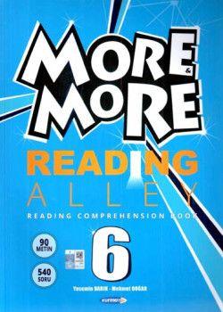 Kurmay ELT 6. Sınıf More More Reading Alley
