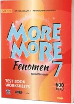 Kurmay ELT 7. Sınıf New MoreMore Test Book Worksheets