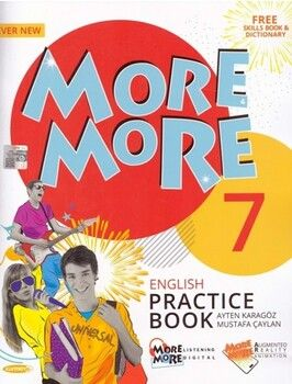 Kurmay ELT 7. Sınıf More More English Practice Book