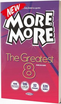 Kurmay ELT 8. Sınıf More More The Greatest