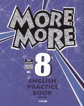 Kurmay ELT 8. Sınıf More More English Practice Book