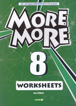 Kurmay ELT 8. Sınıf More More English Worksheets