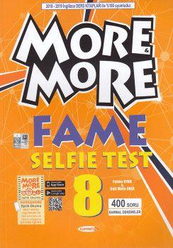 Kurmay ELT 8. Sınıf More More English Fame SELFIE Test