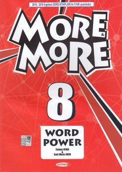 Kurmay ELT 8. Sınıf More More English Word Power